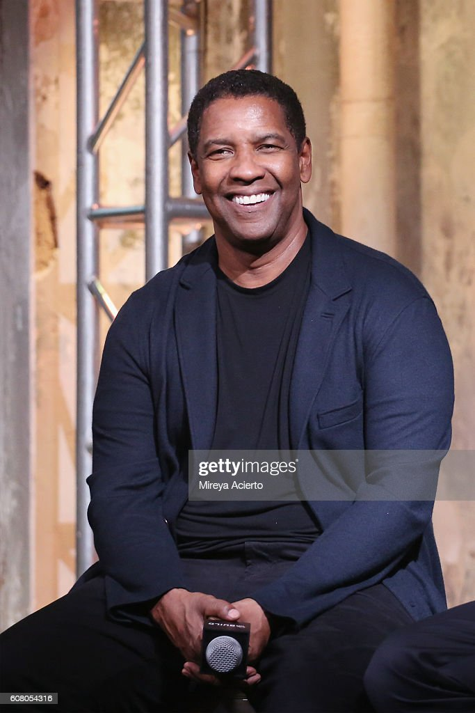 "The BUILD Series Presents Actors Denzel Washington, Chris Pratt, Ethan Hawke, Vincent D'Onofrio And Director Antoine Fuqua Discussing ""The Magnificent Seven"""