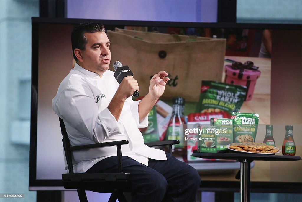 The Build Series Presents Cake Boss Buddy Valastro Discussing His