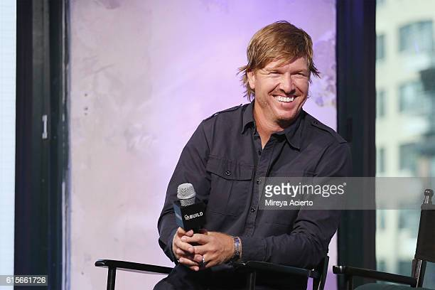 """The Build Series presents Chip Gaines to discuss the new book """"The Magnolia Story"""" at AOL HQ on October 19, 2016 in New York City."""
