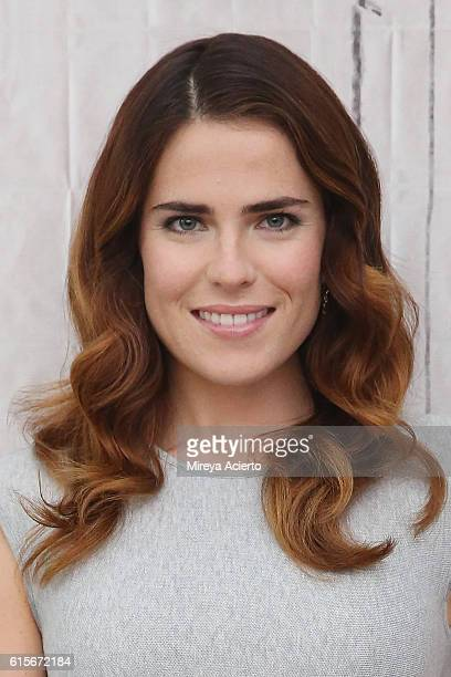 The Build Series presents Karla Souza to discuss the show 'How To Get Away With Murder' at AOL HQ on October 19 2016 in New York City