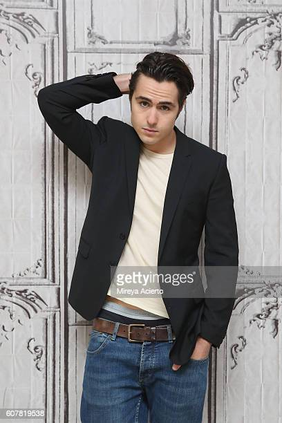 The BUILD Series presents star Ben Schnetzer to discuss Goat at AOL HQ on September 19 2016 in New York City