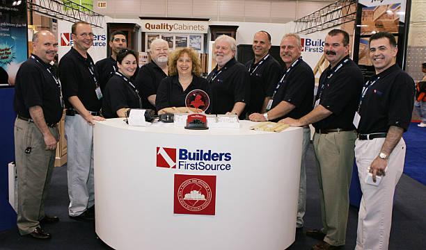 Atlantic builders convention njba master sponsors day 1 for First choice builders