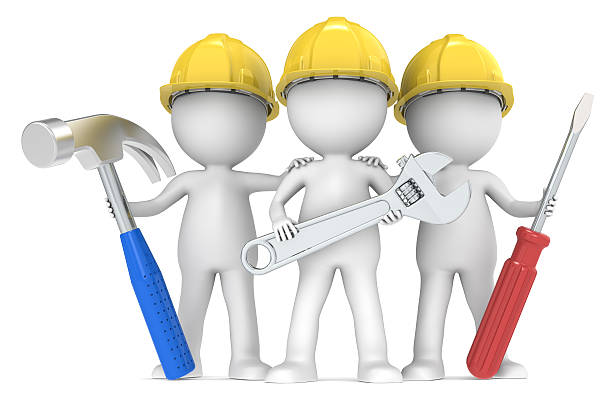 Construction Manager Cartoon : Free construction worker cartoon images pictures and