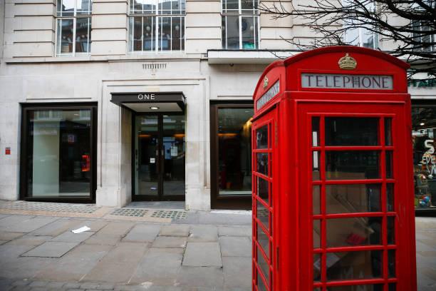 GBR: Greensill Capital Headquarters As Company Starts U.K. Insolvency Process