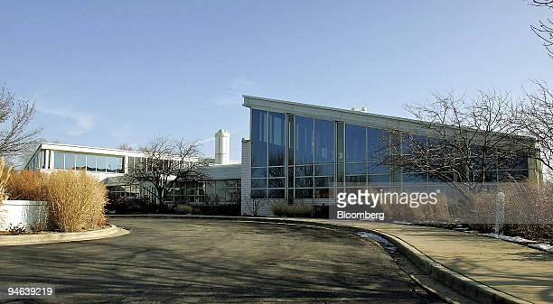 The building housing the offices of Ritchie Capital Management Ltd. Is pictured in Geneva, Illinois, Wednesday, December 13, 2006. Ritchie Capital...