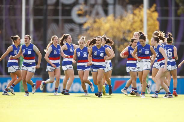 AUS: VFLW Rd 13 - Collingwood v Western Bulldogs