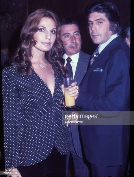 1970 The bullfighter Jaime Ostos and Lita Trujillo