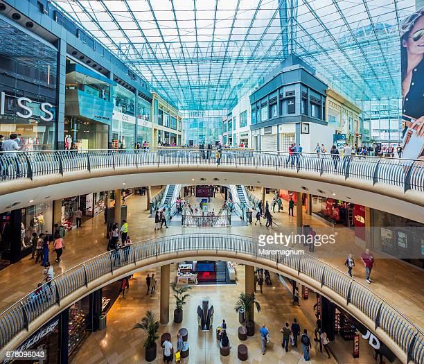 The Bullring Upper Mall