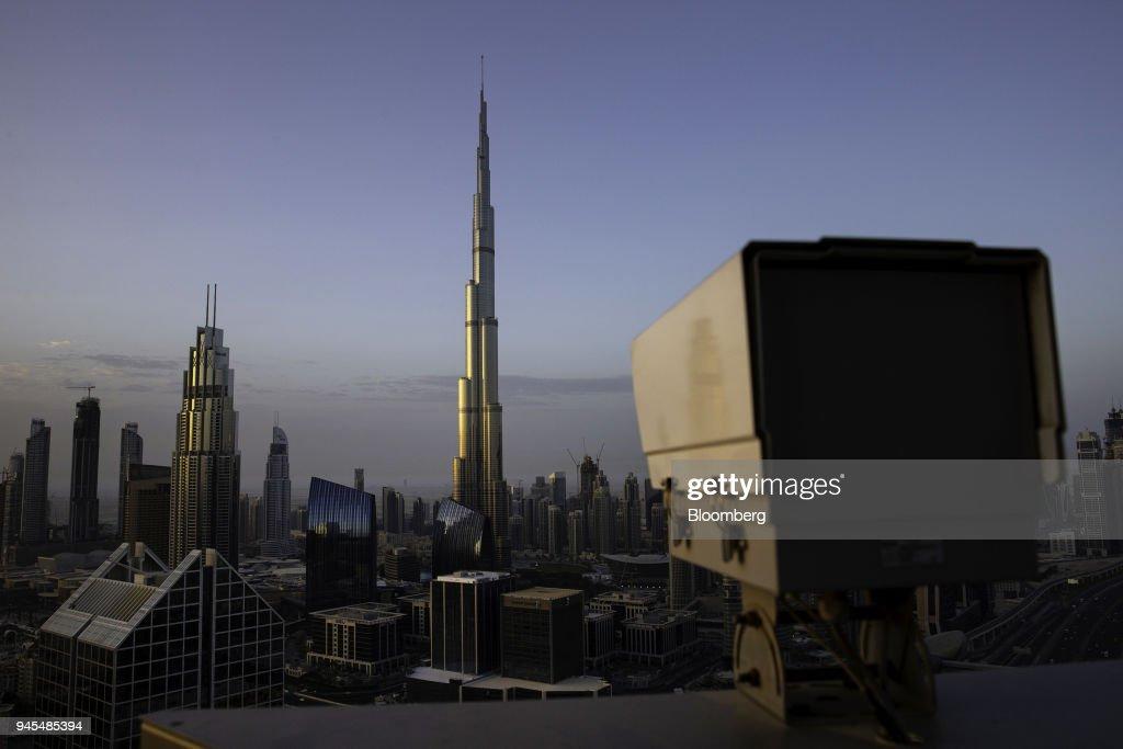 ARE: Dubai Real Estate And City Skyline As Gulf Economies Slow Down