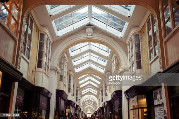 The Burlington Arcade, London, UK