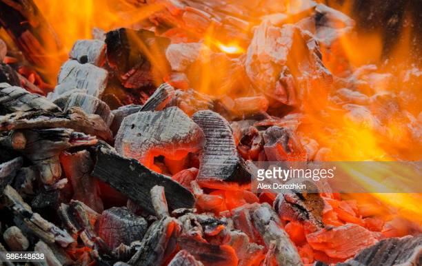 The Burning Coals