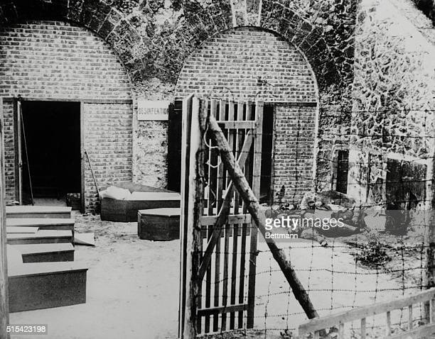 The burying place who were cruelly mutilated by the Germans and other Nazi atrocities brought the work of the French underground in Paris to a head...