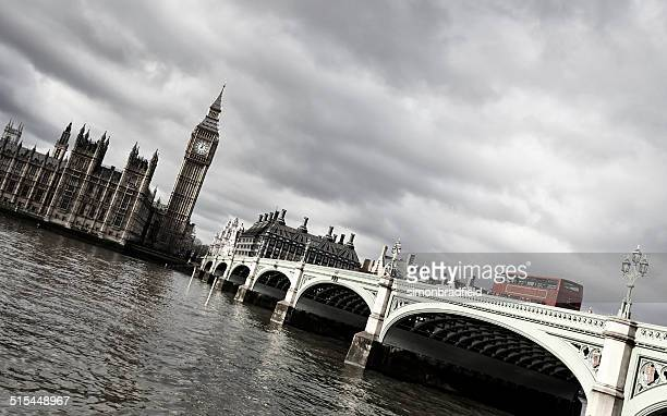 The Bus And Big Ben