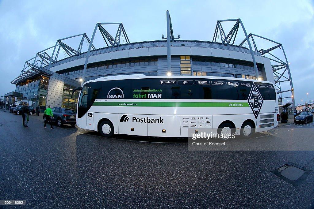 Bus Mönchengladbach