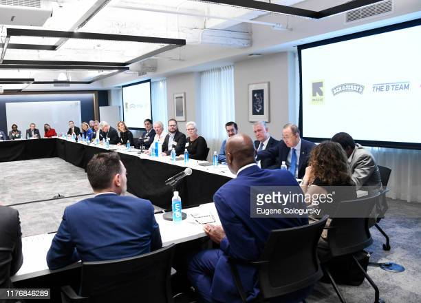 The Business Refugee Action Network brought together more than a dozen CEOs to support refugees and to call on governments to include them in...