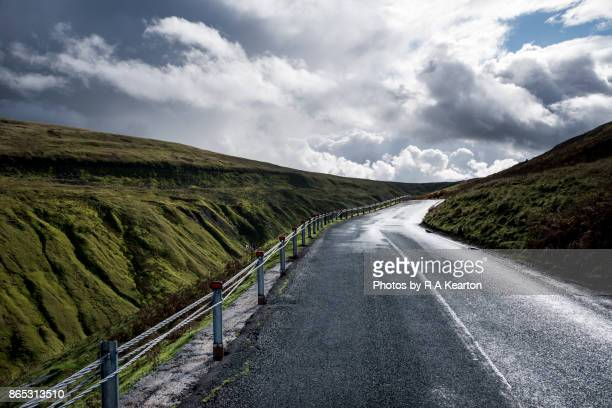The Buttertubs Pass, Yorkshire Dales national park, England