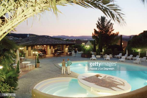 The Byblos Palace Hotel In SaintTropez