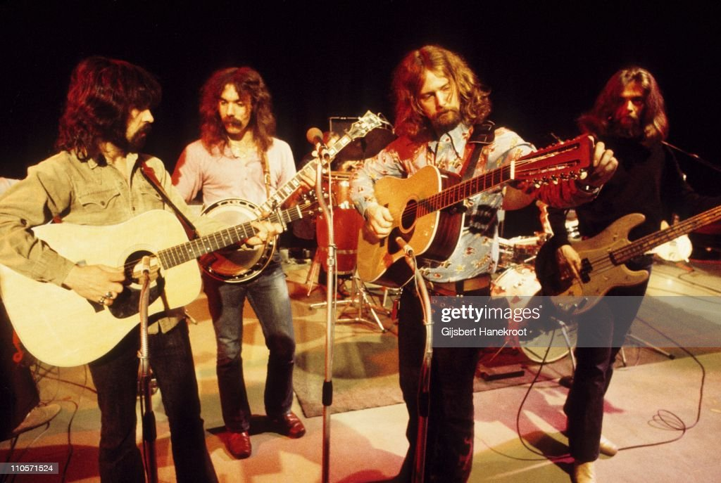 The Byrds In London : News Photo