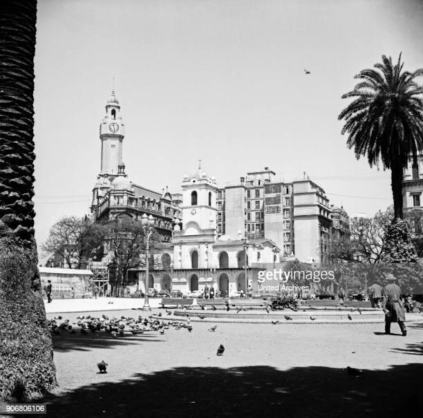 The Cabildo de Buenos Aires Argentina 1960s