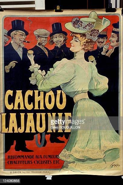 The Cachou Lajaunie In France In September1993 Invented by the pharmacist Leon Lajaunie in 1890