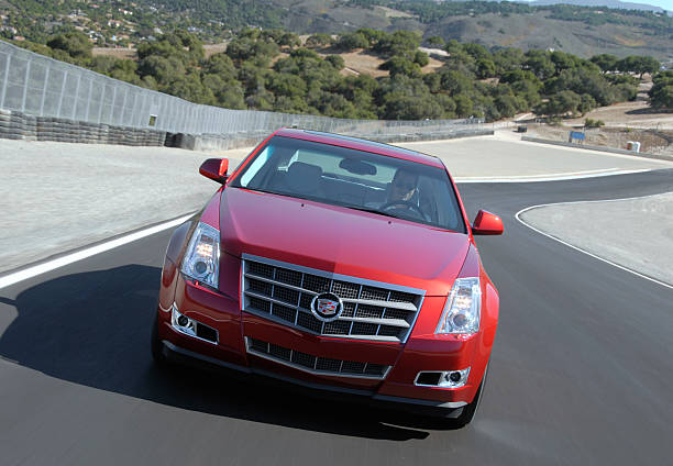 The Cadillac Division Of General Motors Debuted The 2008 Cad