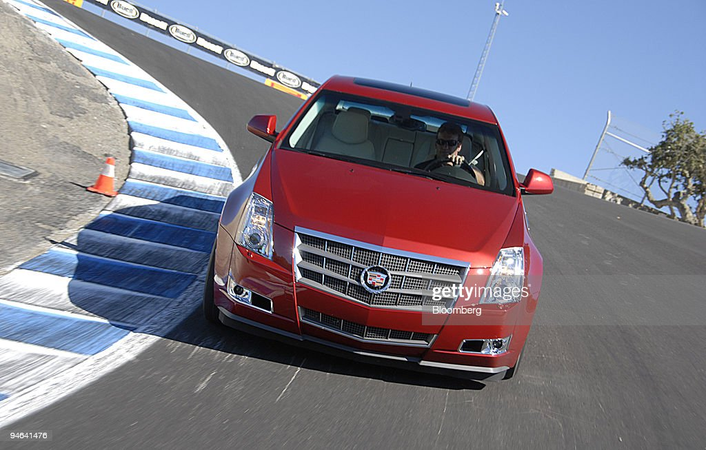 The Cadillac Division of General Motors debuted the 2008 Cad ...