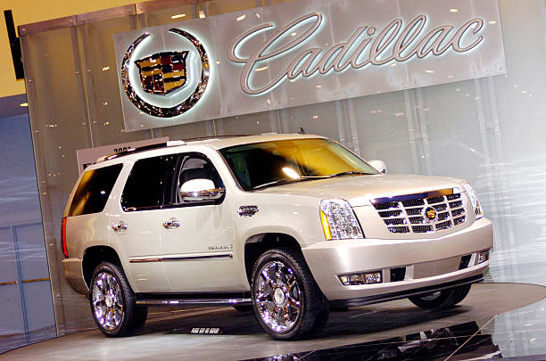 The Cadillac Division Of General Motors Unveiled The Firm S Pictures