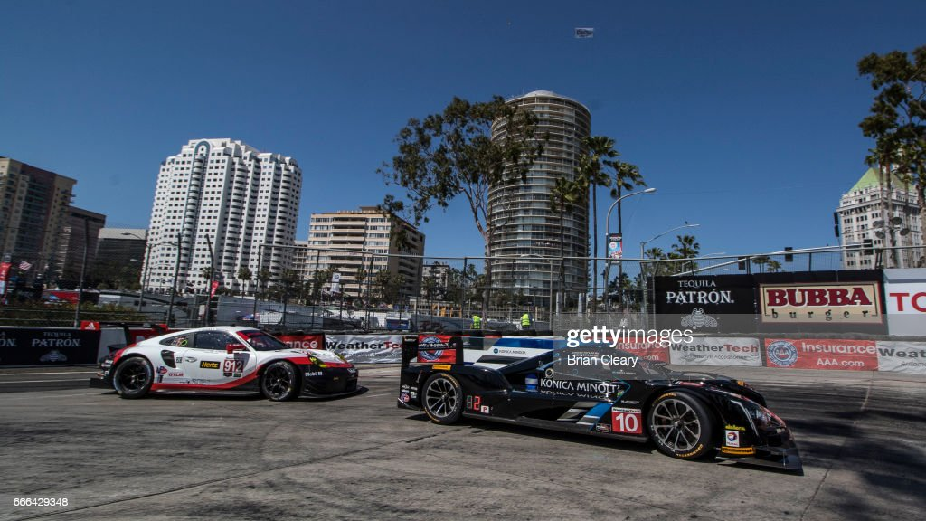 2017 Toyota Grand Prix of Long Beach : News Photo