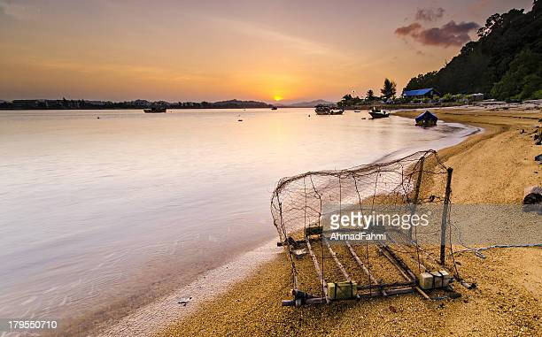 the cage - terengganu stock pictures, royalty-free photos & images