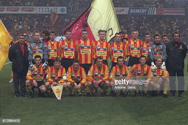 The Calais football team.