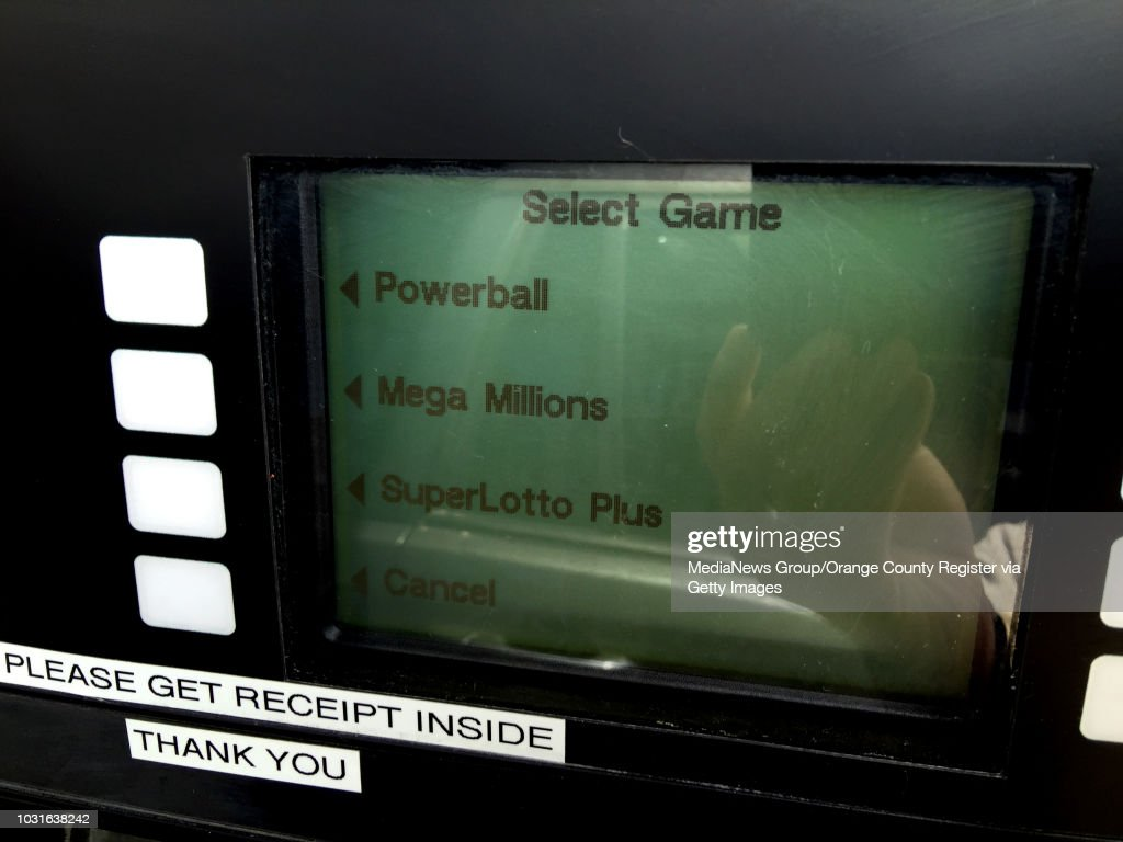 The California Lottery's Powerball, SuperLotto and Mega Millions are