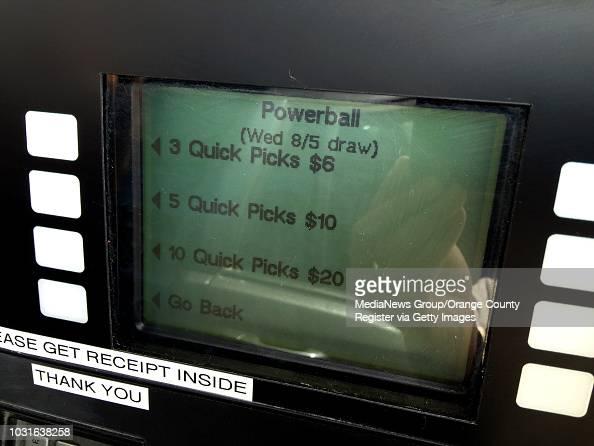 The California Lottery's Powerball, SuperLotto and Mega ...