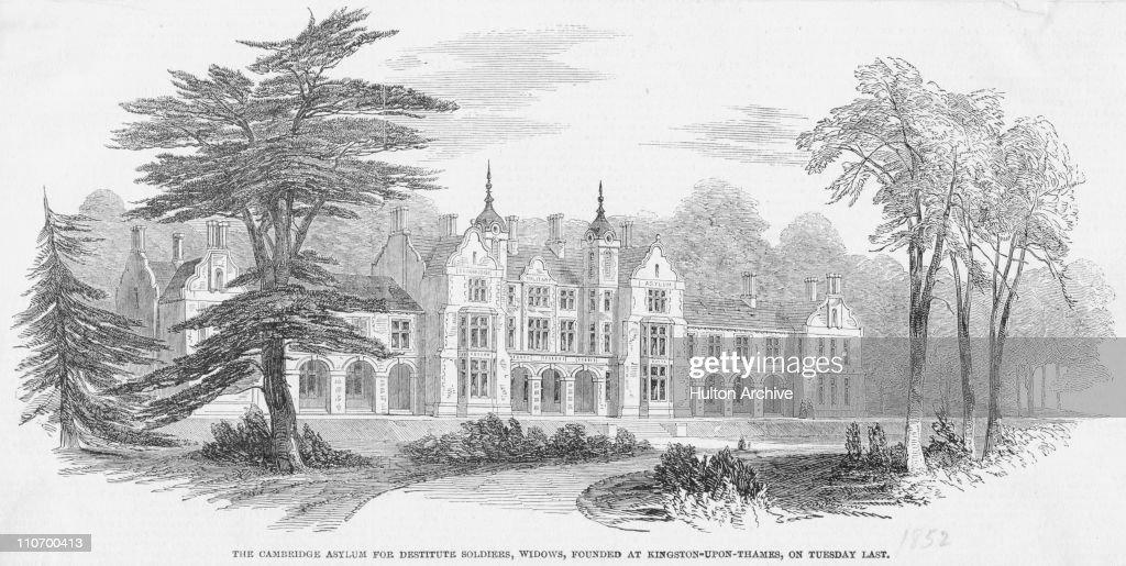 Cambridge Asylum : News Photo