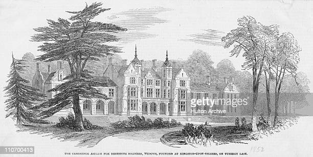 The Cambridge Asylum for destitute soldiers widows founded at KingstonuponThames 1852