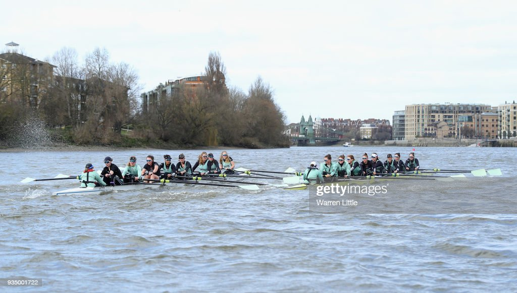 Tideway Week - The Cancer Research UK Boat Race