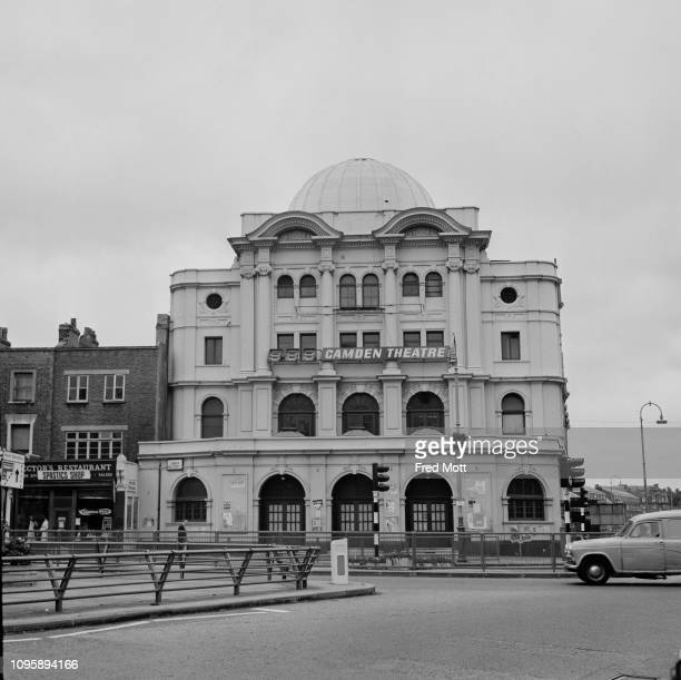The Camden Theatre, now known as KOKO, in Camden, London, UK, 16th July 1975.