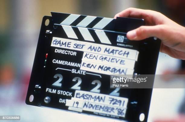 The camera board of Game Set and Match Ian Holm played Bernard Samson Brigitte Karner played Zena Jeremy child Henry Tiptree Michael Degan played...