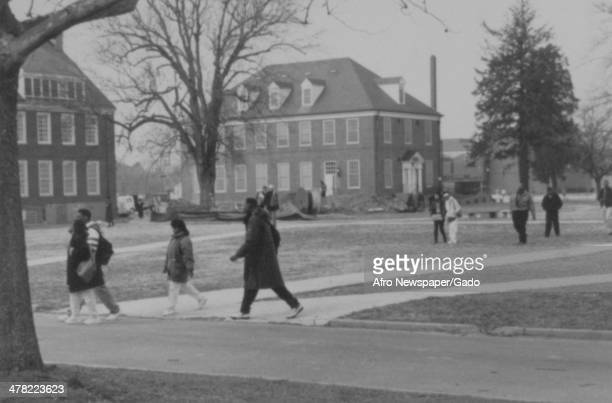 The Campus at the University of Maryland College Park Maryland 1995