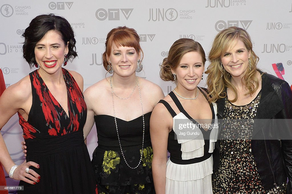 2014 Juno Awards - Arrivals