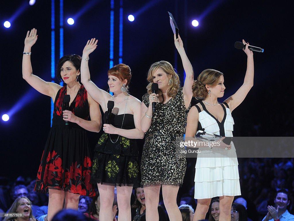 2014 Juno Awards - Show