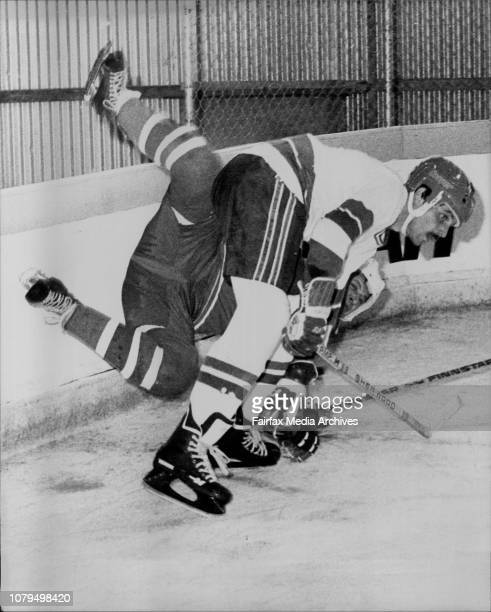 The Canadian Ice Hockey champion team from British Columbia arrived in Sydney for series against NSW team in Iceland -princes Alfred park. They are...
