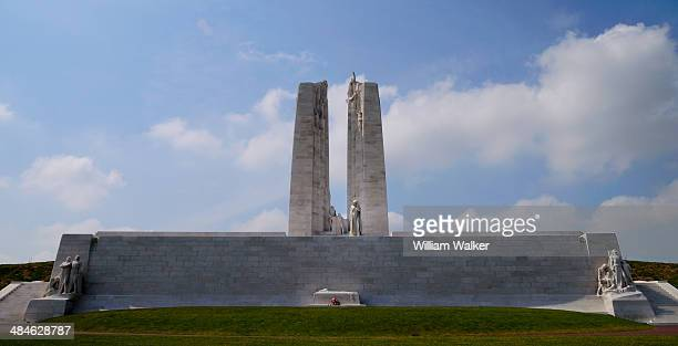 The Canadian National Vimy Memorial is a memorial site in France dedicated to the memory of Canadian Expeditionary Force members killed during the...