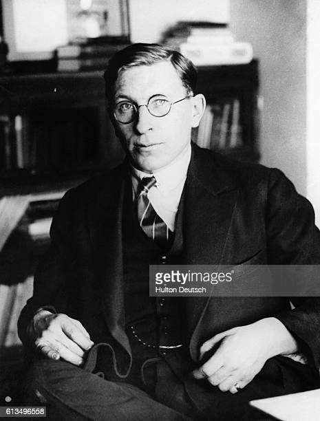 The Canadian physiologist Frederick Banting He shared the 1923 Nobel Prize for medicine of physiology for his discovery of insulin