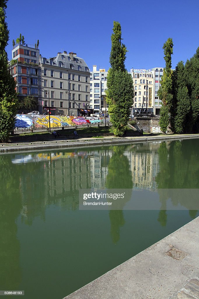 The Canal : Stock Photo