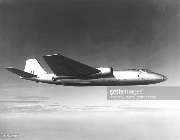 The Canberra prototype MK PR9 WH793 made by English Electric first flew in 1949 The aircraft was in production between 1958 and 1962