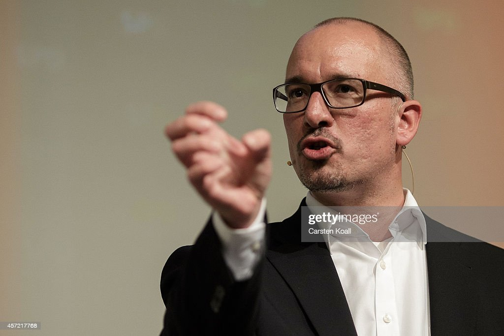 Berlin SPD Votes On Mayoral Candiate : News Photo
