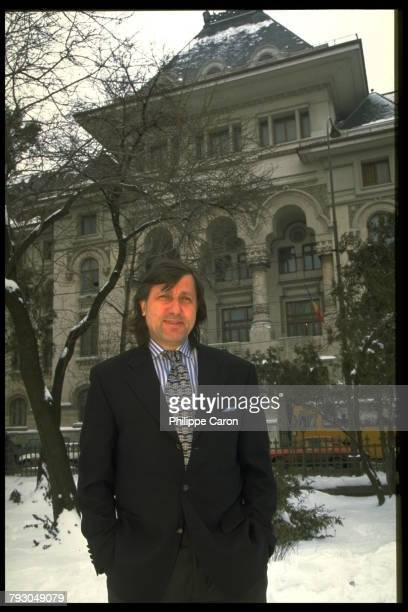 The Candidate in the Romanian Local Elections Ilie Nastase