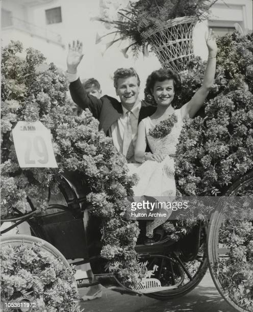 The Cannes 'Battle Of Flowers' The famous 'Battle of Flowers' an annual festivity took place in Cannes on Thursday May 5th with all the usual fun and...