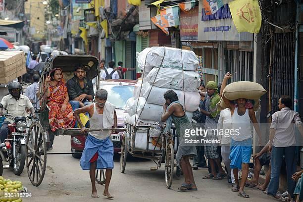 The capital city of Kolkata