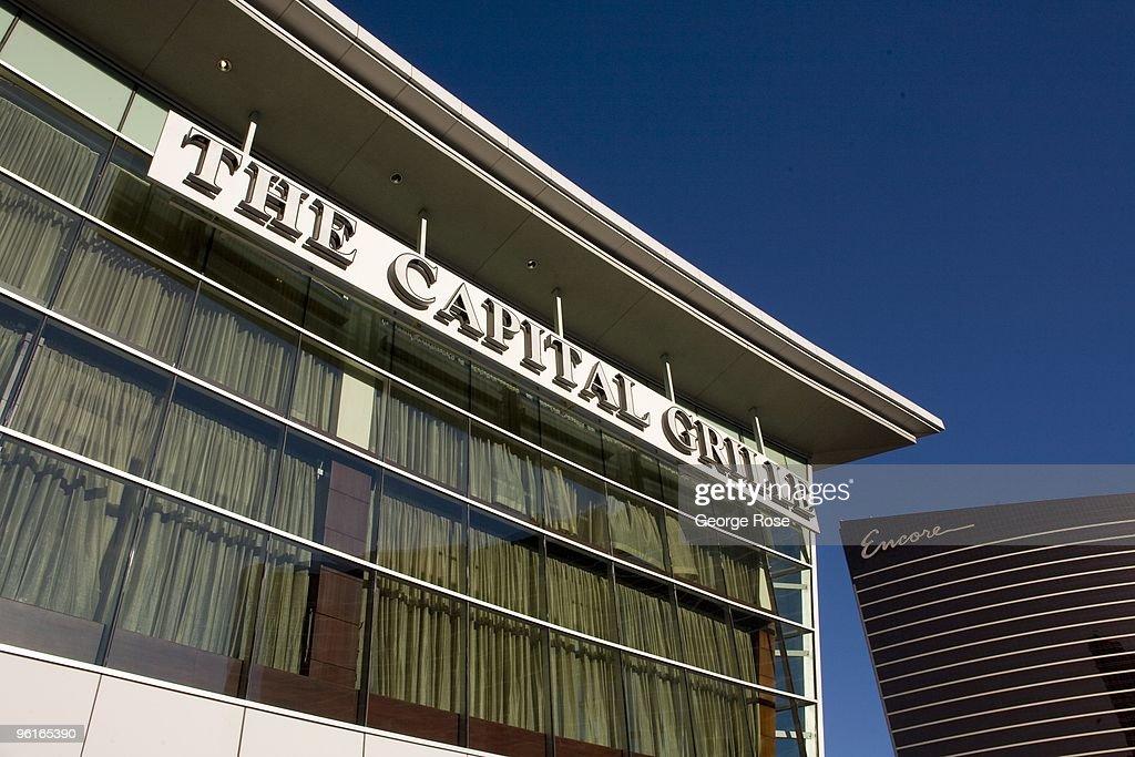 Top Travel Destination: Las Vegas : News Photo